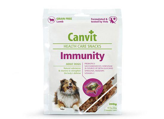 Canvit Immunity snack