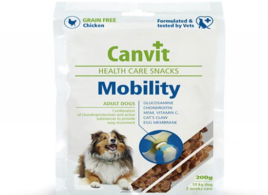 Canvit Mobility snack