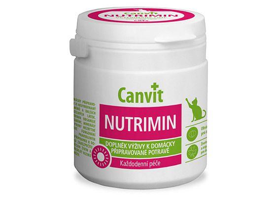 Canvit NUTRIMIN – CAT