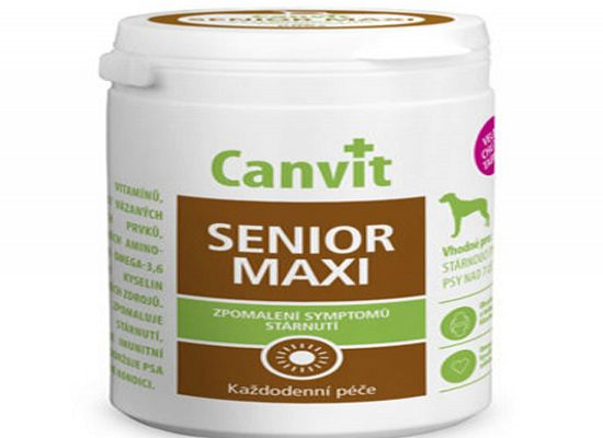 Canvit Senior ΜΑΧΙ