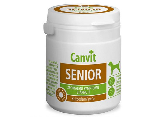 Canvit Senior formula