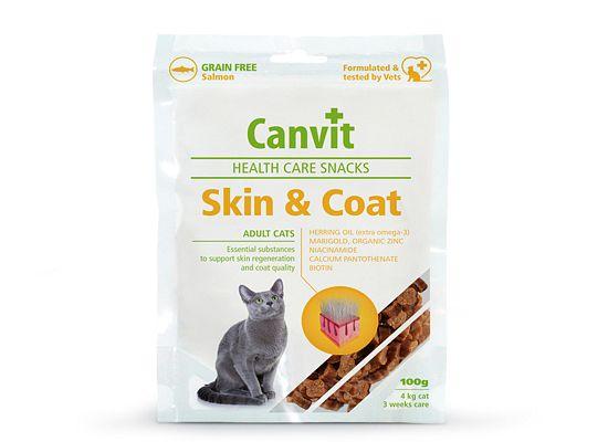 Canvit Skin & Coat cat