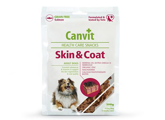 Canvit Skin & Coat snack