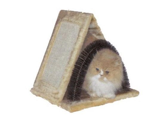 Cat Playing Ονυχοδρόμιο Cat Playing Set – σπιτάκι
