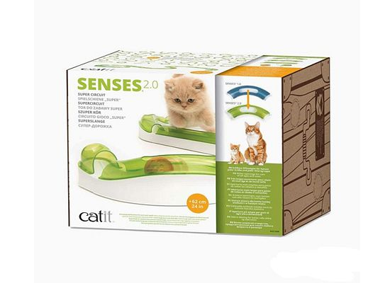 Catit Senses 2.0 Circuit Cat Toy