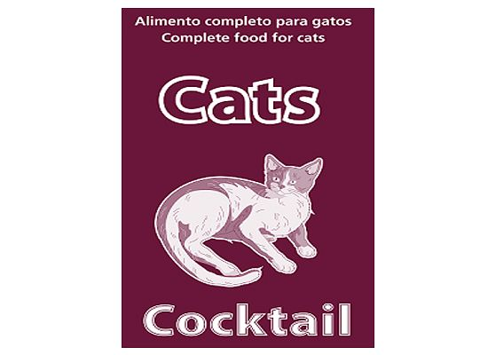 Cocktail cat's Adult cat τρίχρωμη
