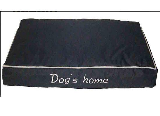 Comfort Στρώμα μαύρο dog home