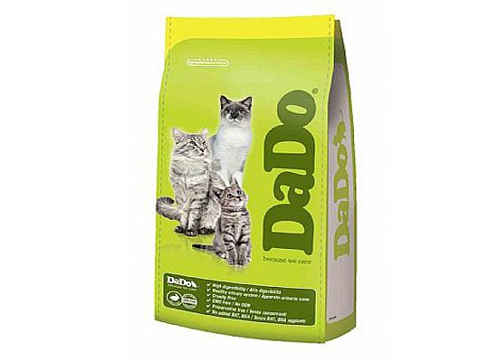 Dado Αdult cat. Rabbit formula