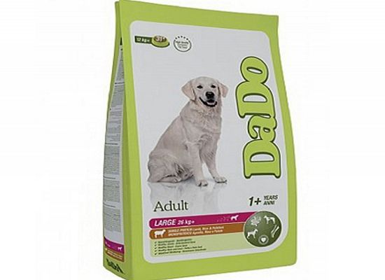 Dado Adult – Large Breeds – Lamb, Rice & Potatoe