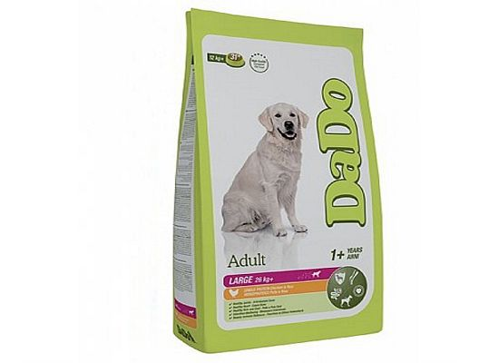 Dado Adult – Large Breeds Chicken & Rice Formula