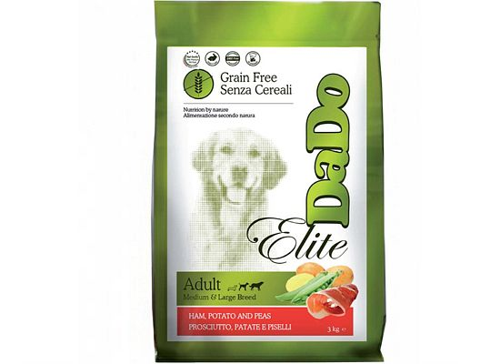 Dado Elite – Medium & Large Breeds – Grain Free