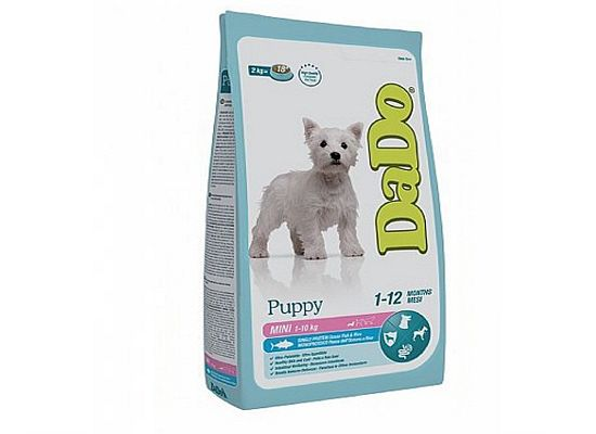 Dado Puppy – Mini Breeds – Ocean Fish Formula