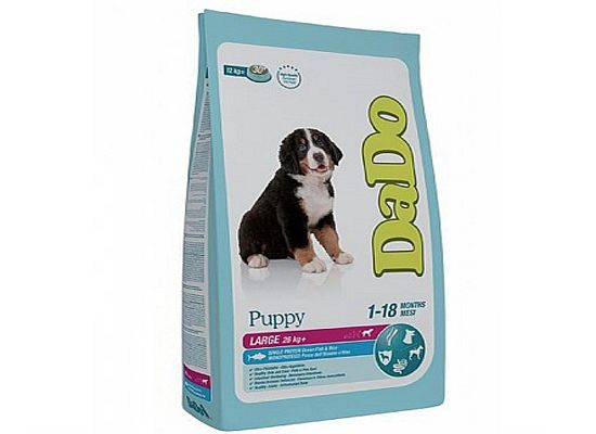 Dado Puppy – Large Breeds Ocean Fish & Rice Formula