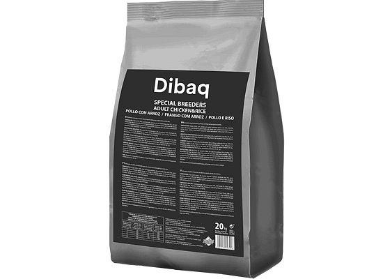 Dibaq Dibaq Special Breeders – Κοτόπουλο με Ρύζι 20 KG