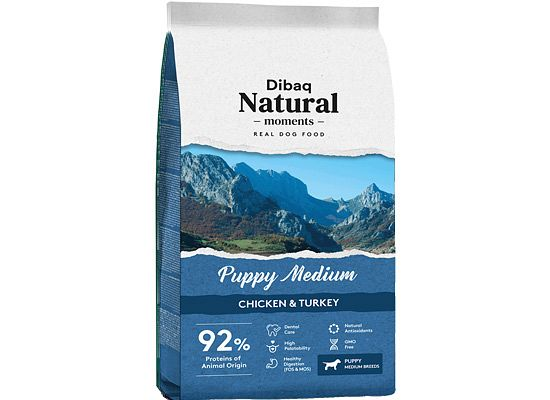 Dibaq Natural Moments Puppy Medium