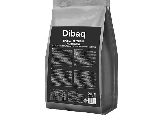 Dibaq Special Breeders – Υψηλης Ενέργειας με Ρύζι 20 KG