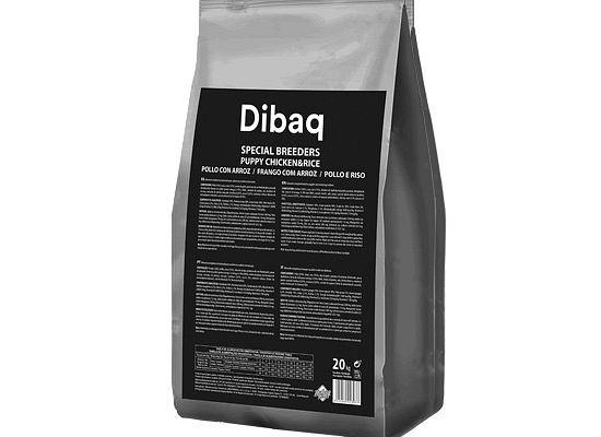 Dibaq Special Breeders PUPPY – Κοτόπουλο με Ρύζι 20 KG