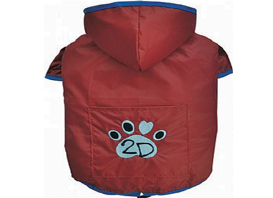 Doggy Dolly Raincoat 2legs