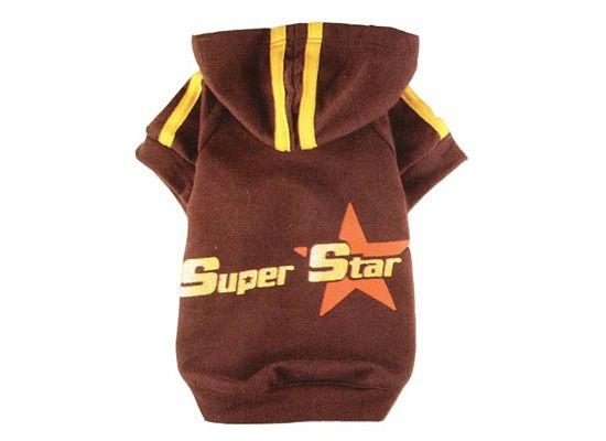 Doggy Dolly Sweater Super Star