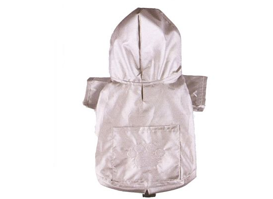 Doggy Dolly Αδιάβροχο – Raincoat Silver