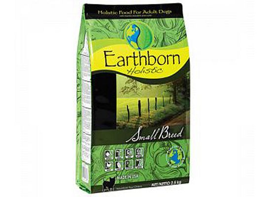 Earthborn ADULT SMALL BREED 2.5kg