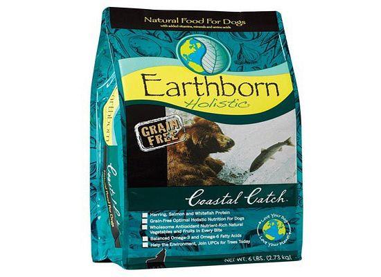 Earthborn Holistic Coastal Catch Grain Free