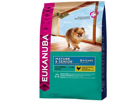 Eukanuba Mature & Senior Toy Breed