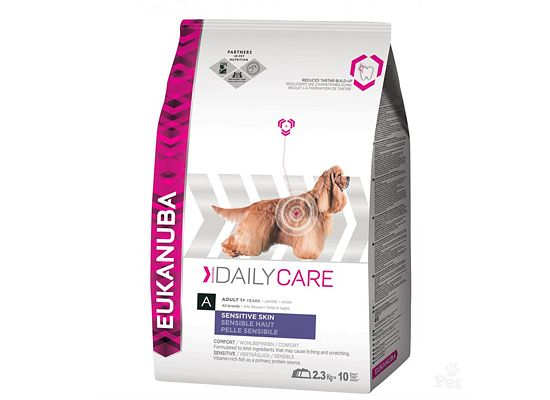 Eukanuba veterinary Adult Daily Care Sensitive Skin