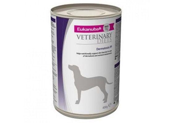 Eukanuba veterinary Dermatosis Fp Response Formula