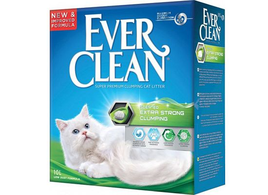 Everclean Extra Strong Clumping Scented