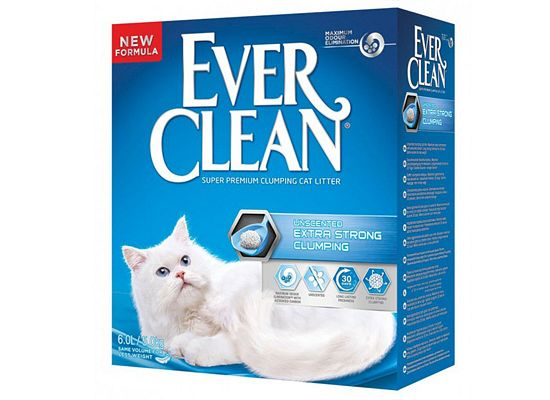 Everclean Extra Strong Clumping Unscented