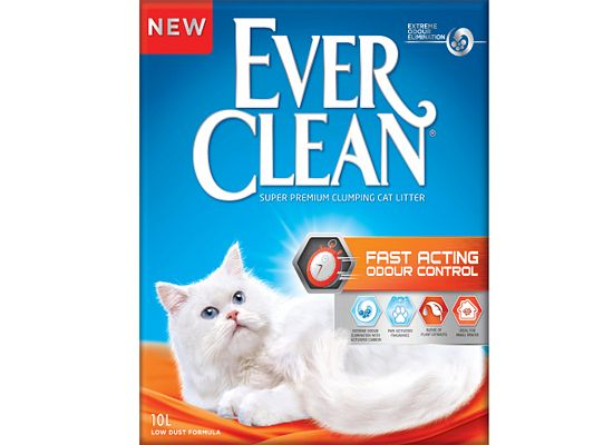 Everclean Fast Acting Odour Control