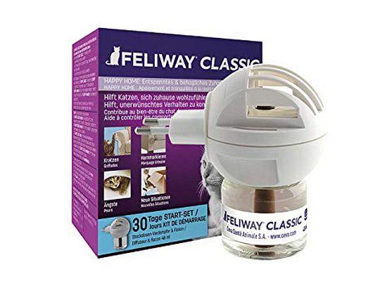 Feliway CLASSIC. Diffuser & Refill