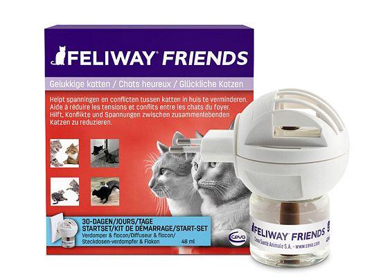 Feliway FRIENDS Diffuser & Refill