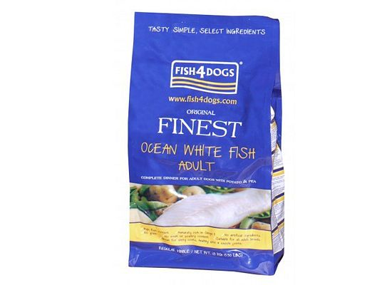 Fish4Dogs Finest Fish Complete