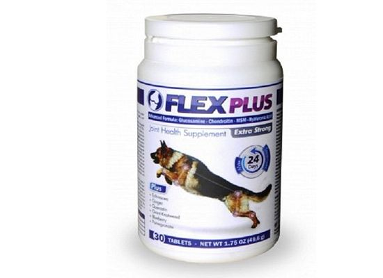 Flex Plus Χονδροπροστατευτικό Διατροφικό Συμπλήρωμα