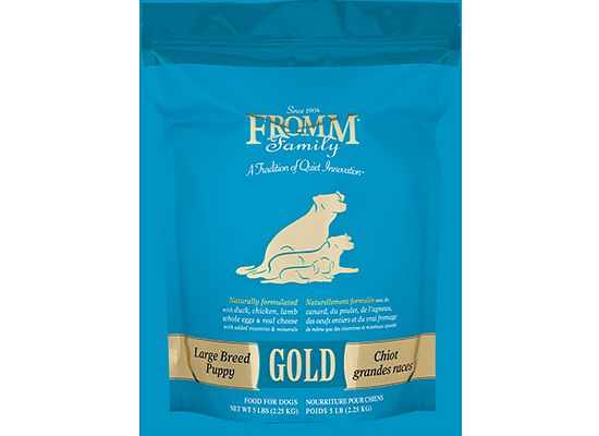 Fromm Family FROMM GOLD PUPPY LARGE BREED