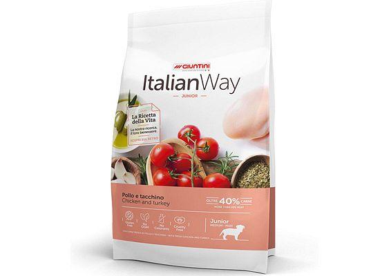 Giuntini Italian Way Junior. Κοτόπουλο & Γαλοπουλα