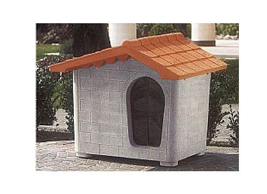 Happy Dog Σπίτι σκύλου με στρώμα