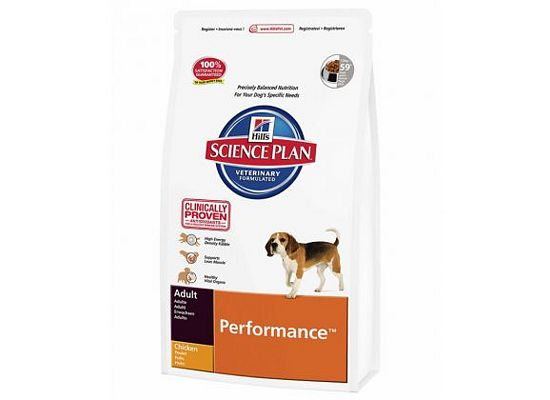 Hills Science Plan Adult Performance Chicken