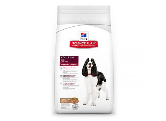 Hills Science Plan Canine Adult Advanced Fitness Lamb & Rice
