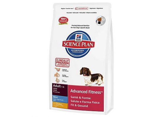 Hills Science Plan Canine Adult Advanced Fitness Mini