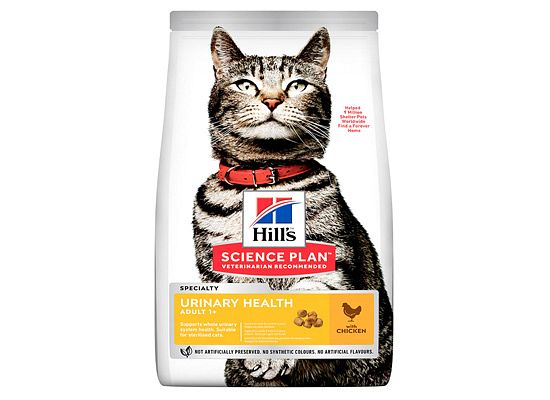 Hills Science Plan Feline Adult Urinary Health Cat