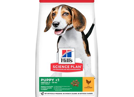 Hills Science Plan Puppy Medium Chicken
