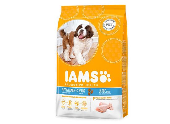 Iams Proactive Health Puppy & Junior Large Breeds
