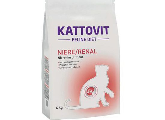 Kattovit Feline Diet Kidney Renal Failure