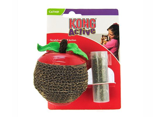 Kong Scratch Apple