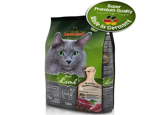Leonardo Adult cat Lamb & rice