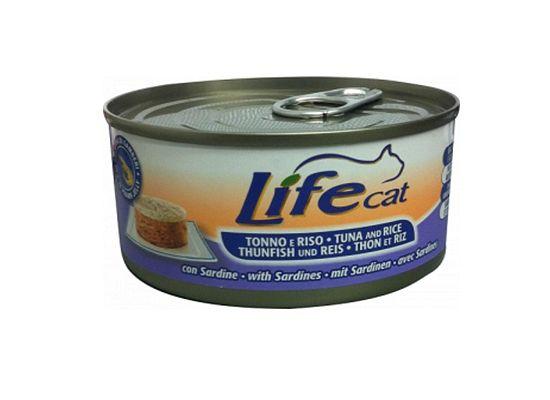Life Cat Κονσέρβα cat