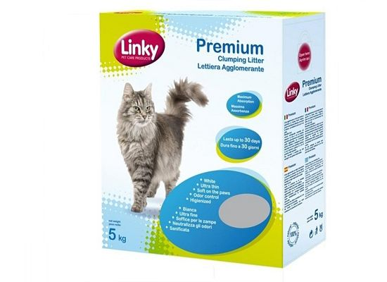 Linky Αμμος Γάτας Premium